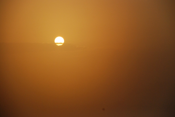 Sunrise in Bandipur