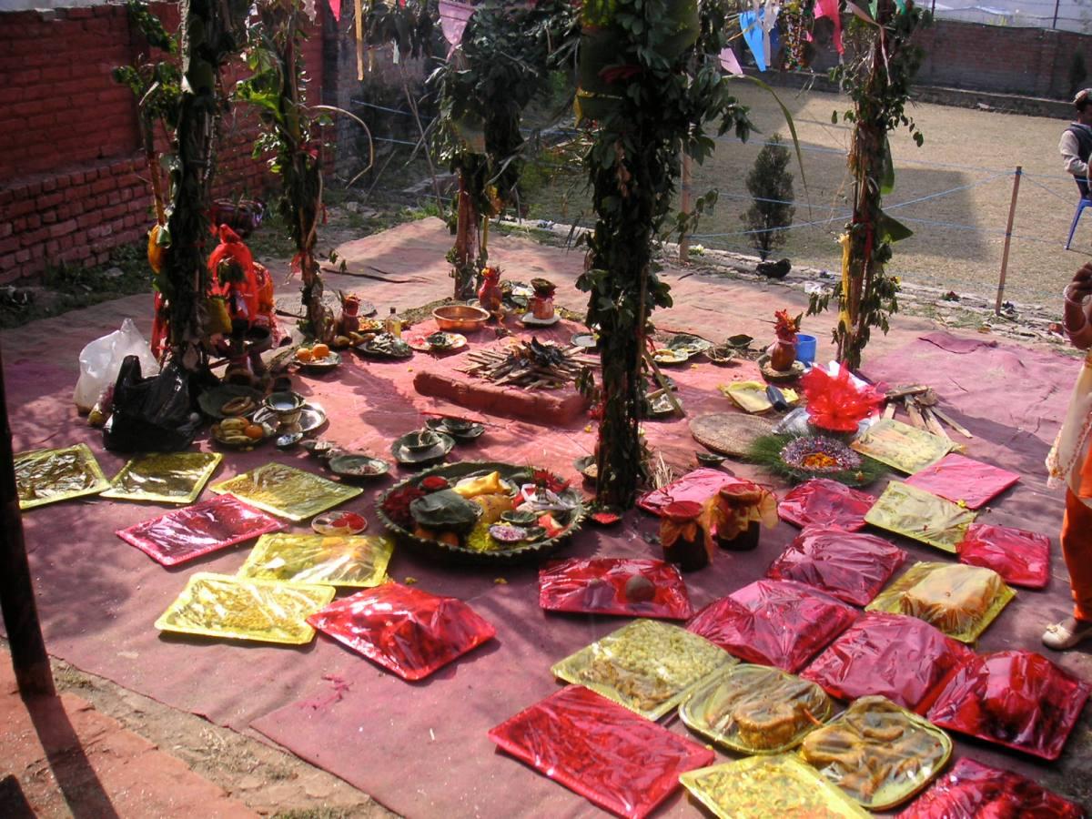 A Nepali Wedding...