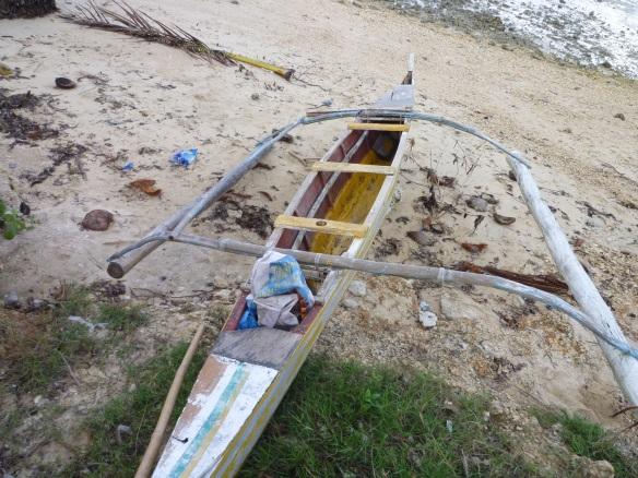 Amelito's boat