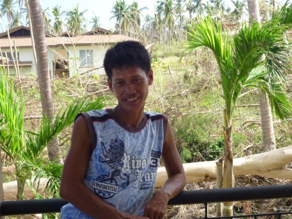 Amelito Bantilan, 42, Fisherman in PayPay, Daan Bantayan