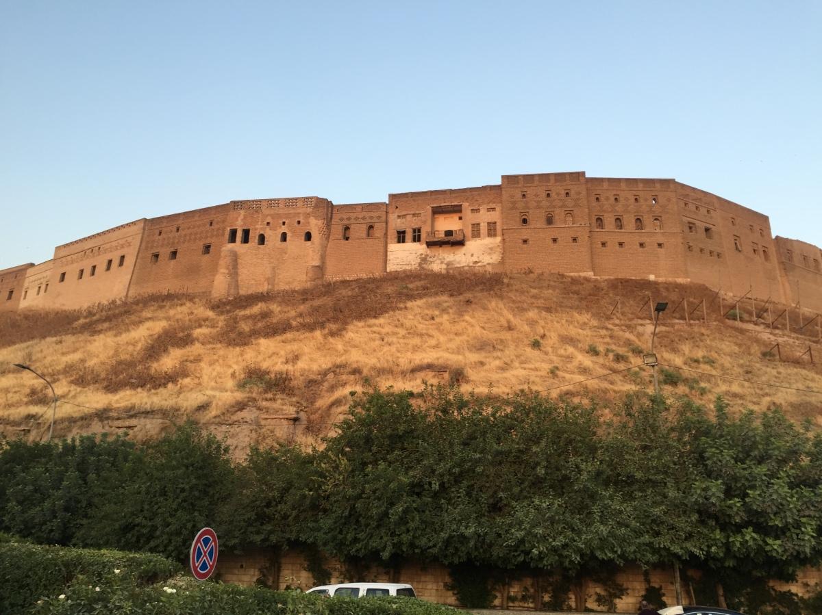 Erbil Citadel and Bazaar