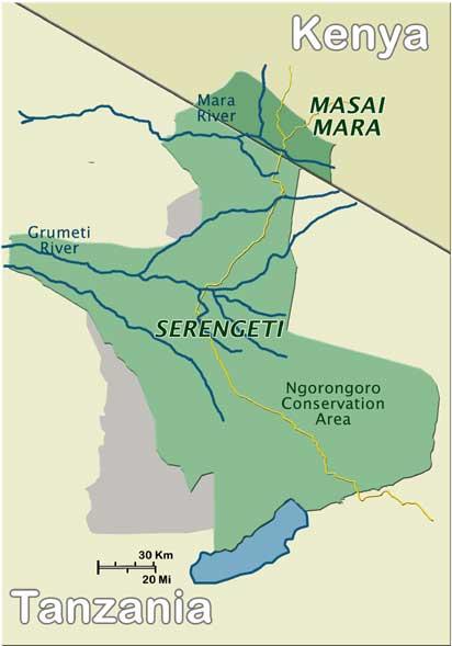 serengeti-mara-map