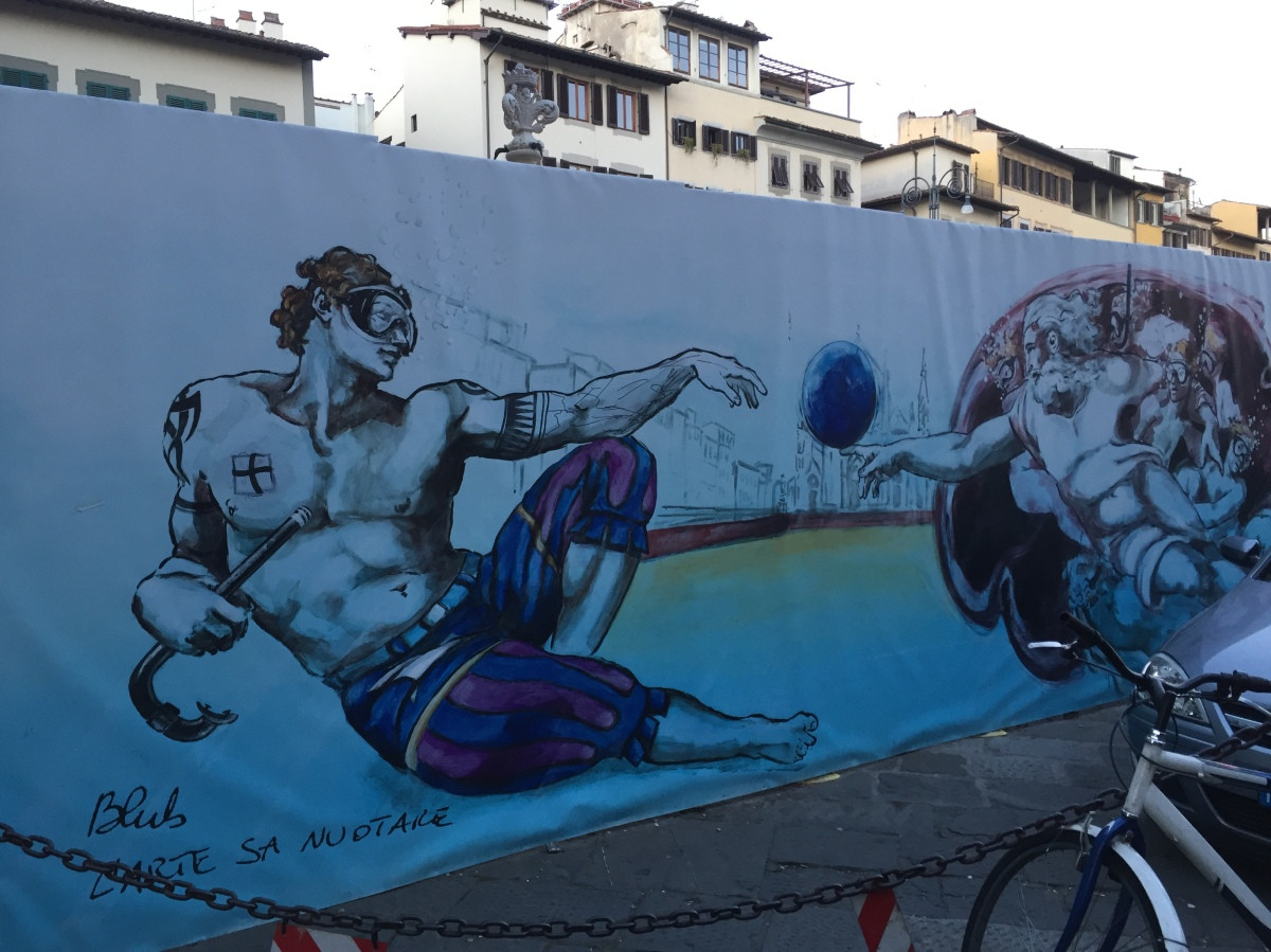 Street Art of Florence